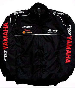 Yamaha FJR 1300 YSP Motorcycle Jacket Black