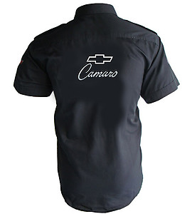 Chevrolet Chevy Camaro Shirt Black