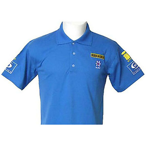 Renault Polo Blue Shirt