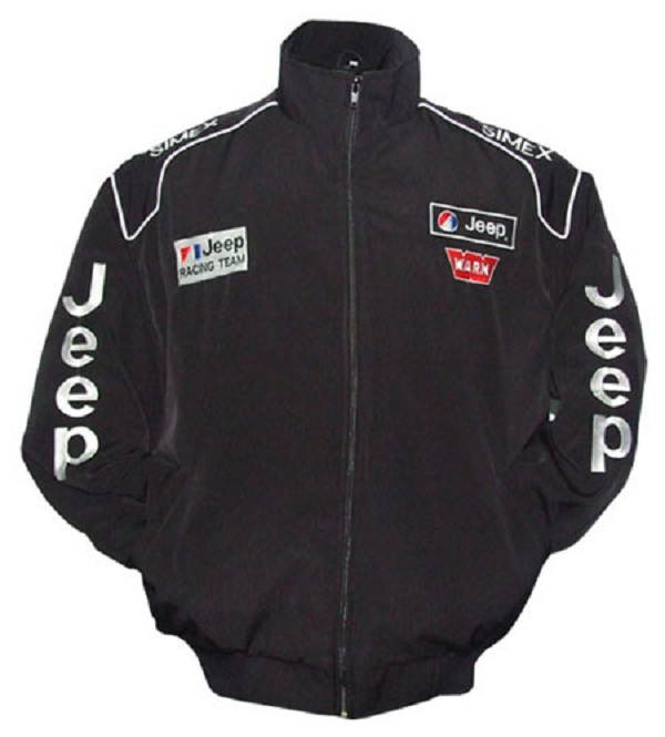 Jeep Racing Jacket