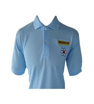 Renault F1 Team Polo Shirt Blue