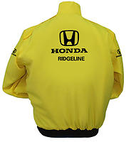 Honda Ridgeline Racing Jacket Yellow