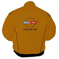 Corvette Racing Jacket Gold