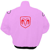 Dodge Racing Jacket Pink
