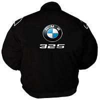 BMW 325 Racing Jacket Black