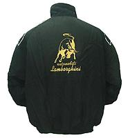 Lamborghini Racing Jacket Black