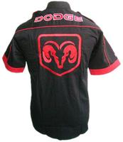 Dodge Viper Sport Crew Shirt Black