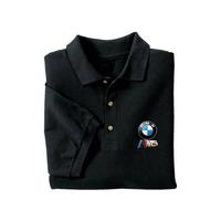 BMW M5 Polo Shirt Black