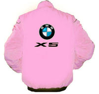BMW X5 Racing Jacket Light Pink