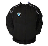 BMW Racing Jacket Black