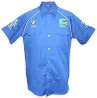 BMW Williams F1 Crew Shirt Blue