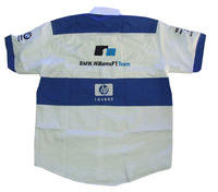 BMW Williams F1 Crew Shirt White