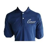 Camaro Polo Shirt Dark Blue