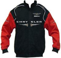 Chrysler 300C Racing Jacket Black and Red