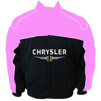 Chrysler Racing Jacket Pink and Black