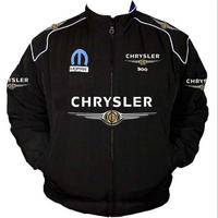 Chrysler SRT8 Racing Jacket Black