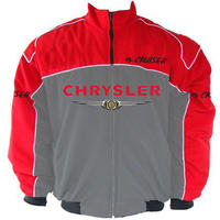 Chrysler PT Cruiser Racing Jacket Red and Dark Gray