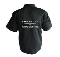 Chrysler Crossfire Crew Shirt Black