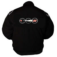 Corvette C4 35th Anniversary Racing Jacket Black
