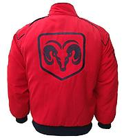 Dodge Sport Racing Jacket Red