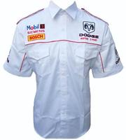 Dodge Crew Shirt White