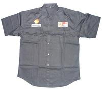 Ferrari Racing Shirt Black Plain