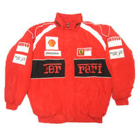 Ferrari Vodafone Racing Jacket Red \u0026 Black