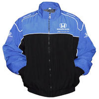 Honda Accord Racing Jacket Blue and Black