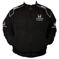 Honda Civic Racing Jacket Black