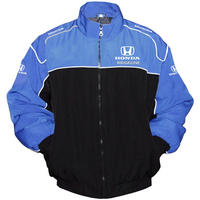Honda Ridgeline Racing Jacket Blue and Black