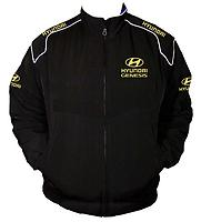 Hyundai Genesis Racing Jacket Black