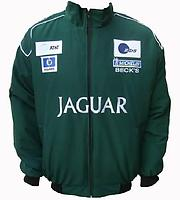 Jaguar Car Jacket
