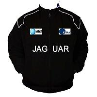 Jaguar Black Racing Jacket