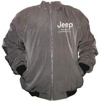Jeep Grand Cherokee Racing Jacket Gray
