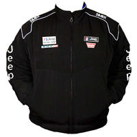 Jeep SRT8 Racing Jacket Black