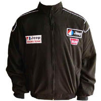 Jeep Team Racing Jacket Black