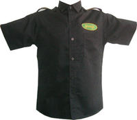Jeep Crew Shirt Black