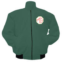 MG Racing Jacket Dark Green