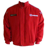 Mazda MX-5 Racing Jacket Red