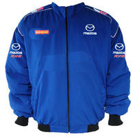 Mazda RX-8 Racing Jacket Blue