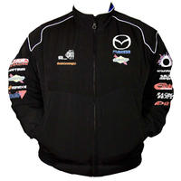 Mazda Rotary Racing Jacket Black
