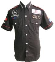 Mercedes Benz Vodafone Racing Shirt Black