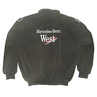 Mercedes Benz West F1 Racing Jacket