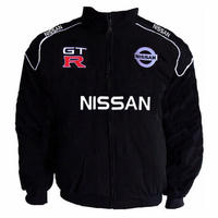 Nissan GTR Jacket Black