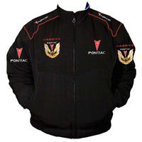 Pontiac Firebird Racing Jacket Black