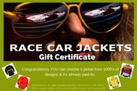 Jacket Gift Certificate