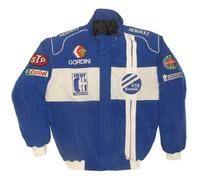 Renault R12 Gordini Racing Jacket Blue and White