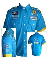 Renault F1 Team Crew Shirt Blue