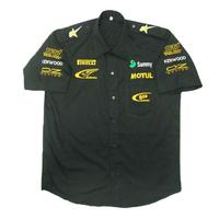 Subaru Racing Shirt Black