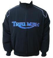 Triumph Motorcycle Jacket Black